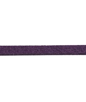 Suede jewellery cord 3 mm