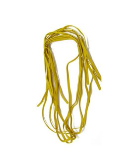 Eco suede jewellery elastics 4 mm