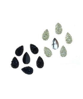 Камъни за лепене 10 mm
