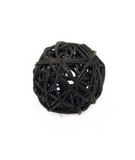 Дървени сухи топки за декорация 70 mm