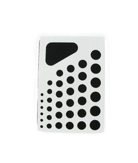Професионален шаблон за квилинг с подложка 21.5 x 15 cm