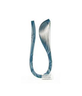 Перлени ленти за квилинг 4 mm/ 35 cm
