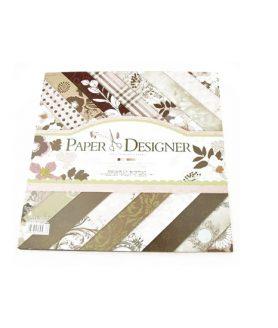 Дизайнерска хартия 30.5 x 30.5 cm