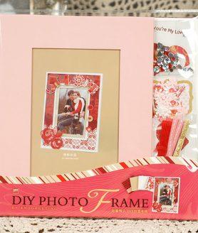Комплект рамка за снимки с декорация 16.4 x 21.5 cm