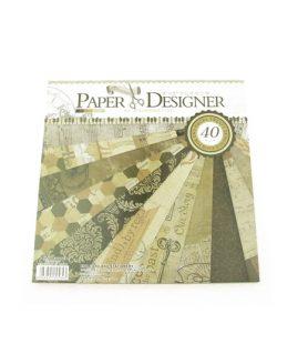 DIY Scrapbook Paper 20.3 x 20.3 cm