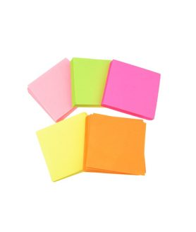 Цветни листи за декорация и оригами 7 x 7 cm