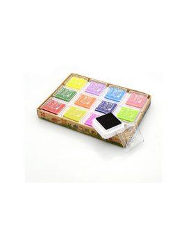 Мастило за декорация 25 x 25 cm цветове асорте