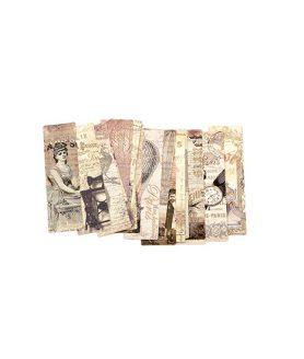 Комплект книгоразделители 4 x 13.6 cm Vintage