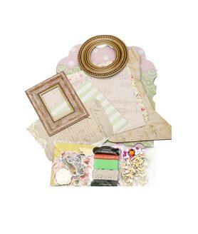 Комплект рамки за снимки с декорация 16.6 x 21 cm, 13.8 x 16.8 cm