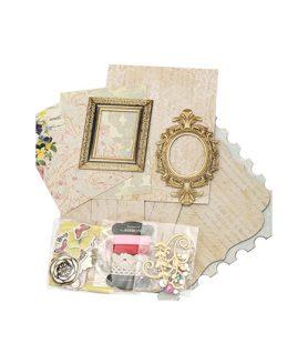 Комплект рамки за снимки с декорация 20.6 x 17 cm, 13.8 x 16.8 cm