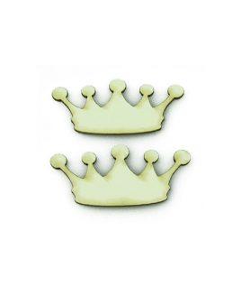 Eлементи за декорация  от МДФ корона 22 x 50 x 1 mm
