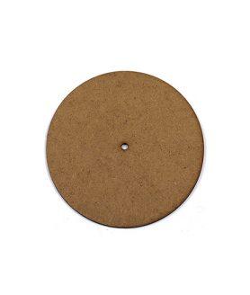 Eлементи за декорация  от МДФ часовник 20 x 2 mm
