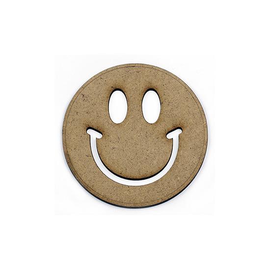 Eлементи за декорация  от МДФ усмивка 100 x 2 mm