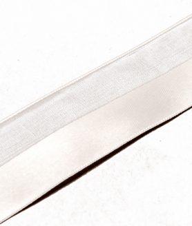 Лента органза и сатен за декорация 40 mm
