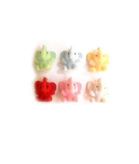 Слонче играчка асорте 26 mm