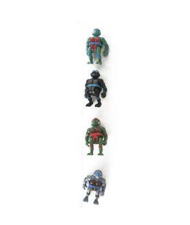 Костенурка  играчка 55 mm