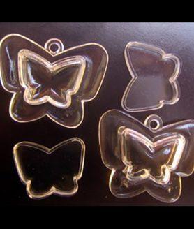 Фигурка пеперуда за декорация 35 х 29 х 11 mm