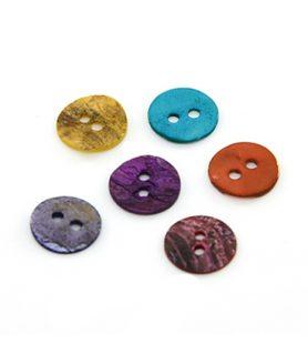 Копче седеф 10 x 1 mm