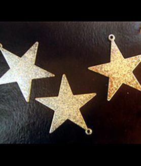 Метална звезда 30 mm