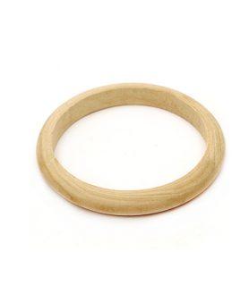 Дървена гривна 80 x 10 x 8 mm