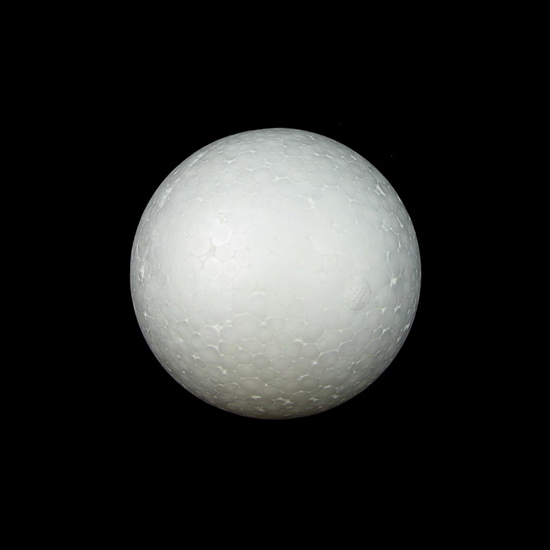 Стирофом топчета за декорация  88 mm