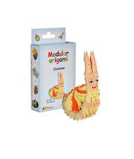 Комплект модулно оригами  - охлюв