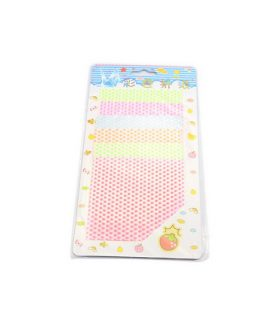 Цветна хартия за декорация - оригами 10 x 10 cm