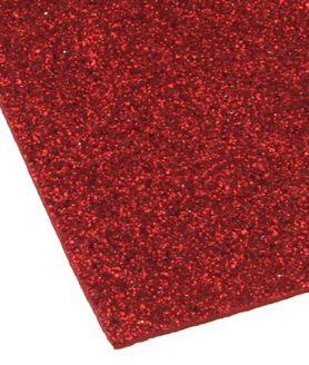 EVA материал с брокат  20x 30 cm A4