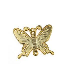 Висулка свързващ елемент - пеперуда 45 х 56 mm