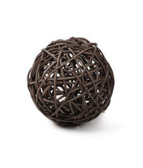 Суха топка от бамбук за декорация 95 x 95 x 95 mm