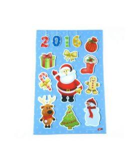 Дизайнерски филц - Коледа A4 20 x 30 cm
