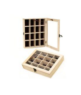Дървена кутия 270 x 210 x 30 mm
