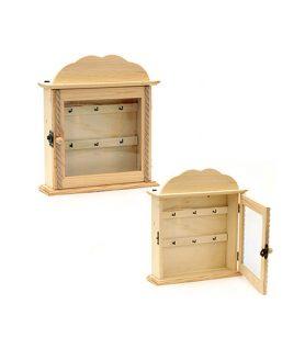 Дървена кутия за ключове  205 x 60 x 250  mm
