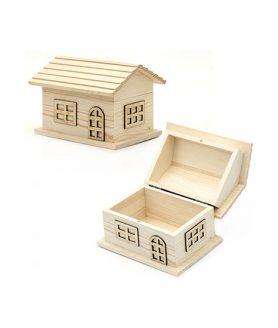 Дървена кутия 160 х 135 х 120  mm