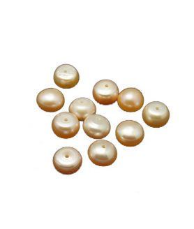 Natural pearls 5.5 x 6 mm