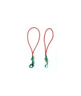 Cord strap mobile phone charm