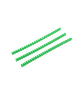 Зелен силикон 7.5 x 200 mm