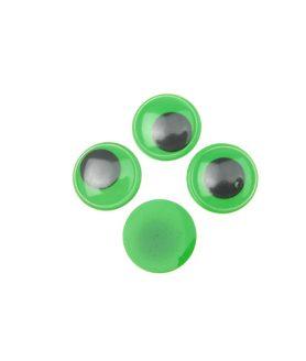 Очички мърдащи за декорация 15 mm