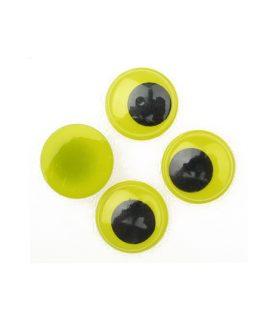 Очички мърдащи за декорация 20 mm
