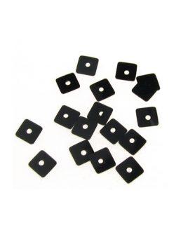 Пайети- квадрат за декорация 6 mm