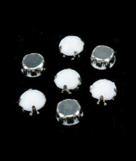 Камъни за пришиване с метална основа 10 mm