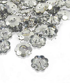 Копчета акрил за декорация 12 х 3 mm