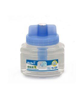 Еднокомпонентно силиконово прозрачно лепило 120 ml