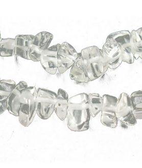 Стъклени мъниста чипс 5 - 7 mm