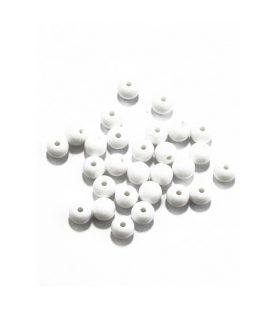 Пластмасови мъниста 8 mm