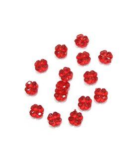 Пластмасови мъниста детелина 12 х 5 mm