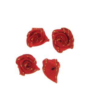 Роза ламе за декорация 18 mm
