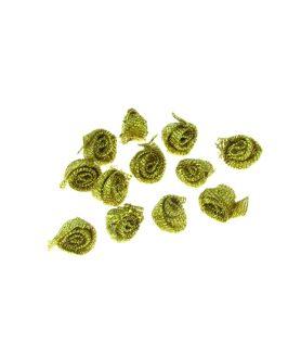 Роза ламе за декорация 8 mm