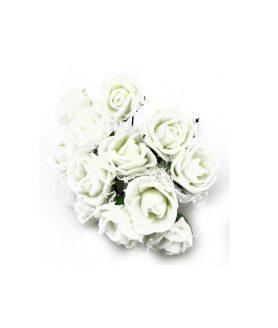 Букет рози за декорация 25 x 80 mm