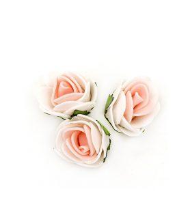 Гумени рози за декорация 30 x 25 mm